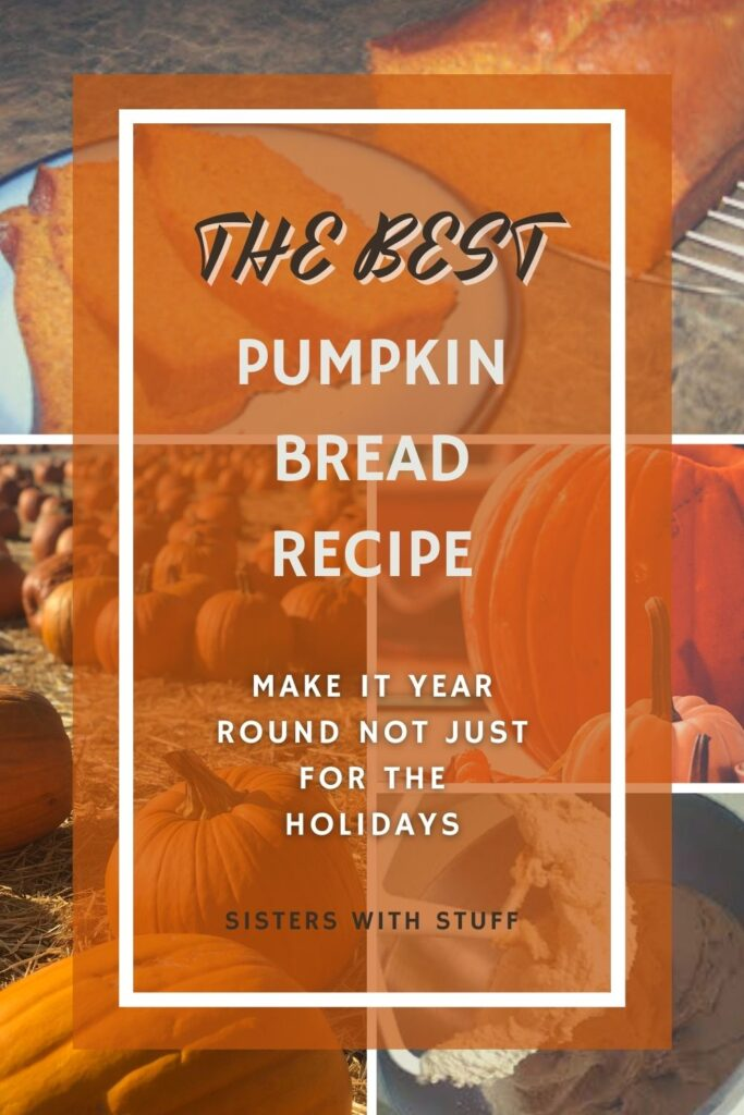 The best pumpkin bread you can enjoy year round